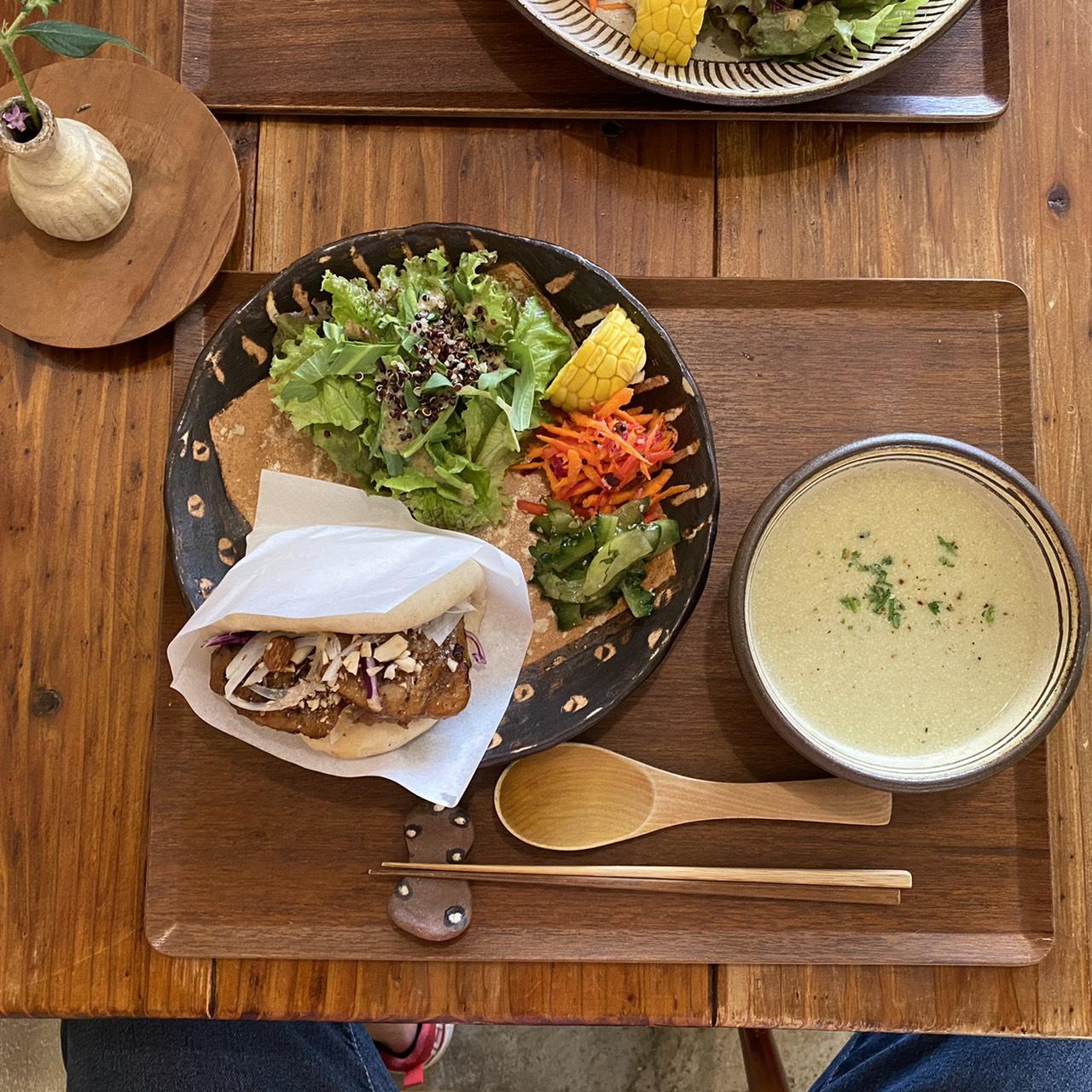 【エフエム那覇のランチ日記】#5 自然食とおやつ mana